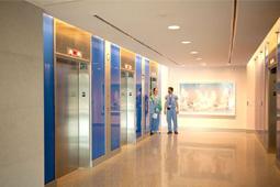 Thông số kỹ thuật và kích thước thang máy bệnh viện